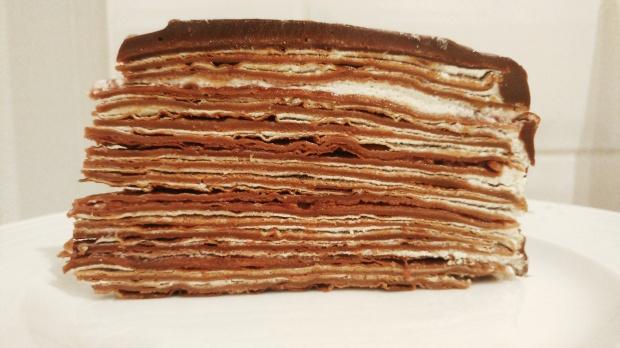 Sweet Treats Chocolate Crepe Cake